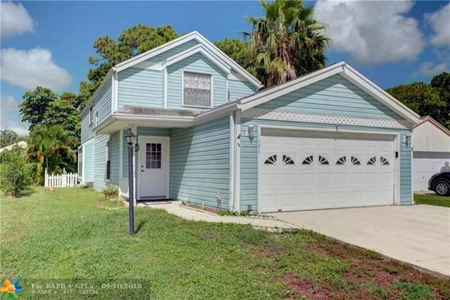 1397 Sweet William Ln, West Palm Beach, FL 33415 (MLS #F10140361) :: Green Realty Properties