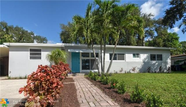 1500 SW 20th Ave, Fort Lauderdale, FL 33312 (MLS #F10140425) :: Green Realty Properties
