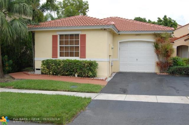 17253 NW 6th Ct, Pembroke Pines, FL 33029 (MLS #F10140475) :: Green Realty Properties