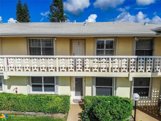 1835 NW 18th St #203, Delray Beach, FL 33445 (MLS #F10140498) :: Green Realty Properties