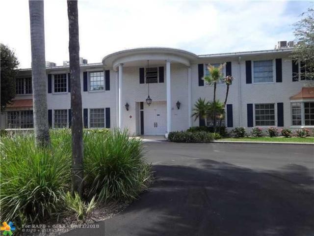 2211 NE 67th St #1106, Fort Lauderdale, FL 33308 (MLS #F10140594) :: Green Realty Properties