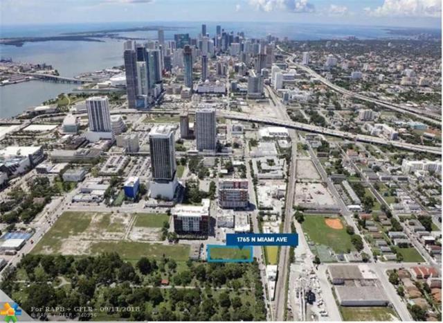 1765 N Miami Ave, Miami, FL 33132 (MLS #F10140595) :: Green Realty Properties
