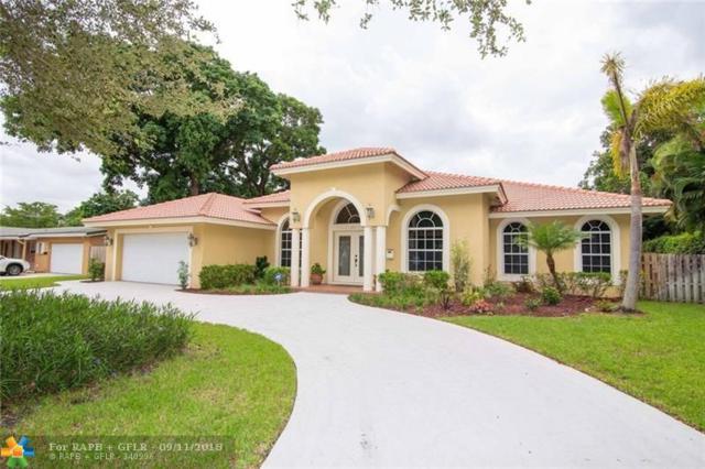 637 N Bel Air Dr, Plantation, FL 33317 (MLS #F10140602) :: Green Realty Properties