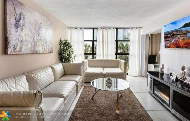 600 Parkview Dr #322, Hallandale, FL 33009 (MLS #F10140665) :: Green Realty Properties