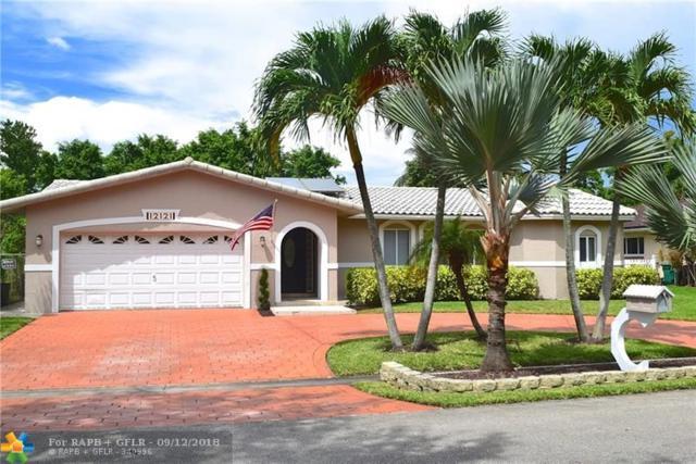 12121 NW 23rd Mnr, Coral Springs, FL 33065 (MLS #F10140681) :: Green Realty Properties