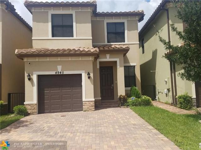 4945 NW 59th St, Tamarac, FL 33319 (MLS #F10140754) :: Green Realty Properties