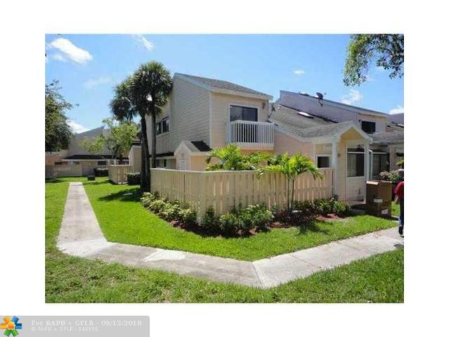 2042 Winners Cir #2042, North Lauderdale, FL 33068 (MLS #F10140779) :: Green Realty Properties