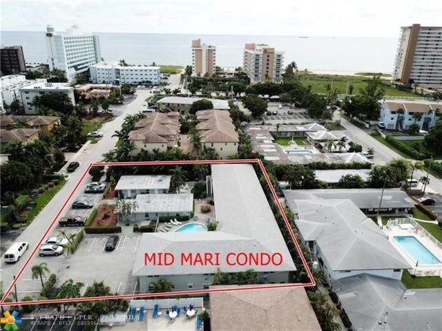 3230 NE 13th St #201, Pompano Beach, FL 33062 (MLS #F10140793) :: Green Realty Properties