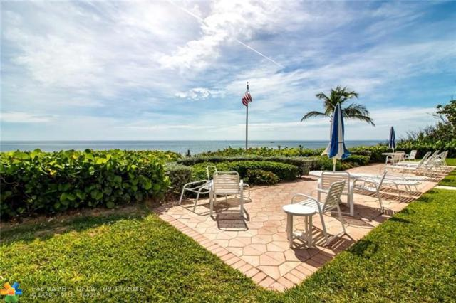 1187 Hillsboro Mile 2E, Hillsboro Beach, FL 33062 (MLS #F10140804) :: Green Realty Properties