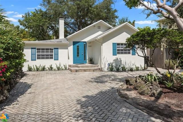 1005 SW 7th St, Fort Lauderdale, FL 33315 (MLS #F10140837) :: Green Realty Properties
