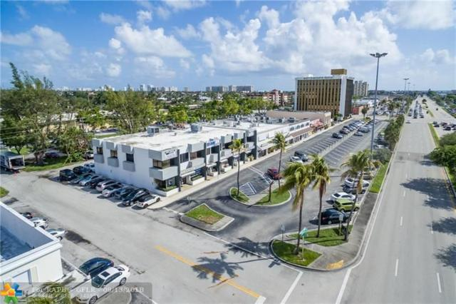 2803 E Commercial Blvd #220, Fort Lauderdale, FL 33308 (MLS #F10140900) :: Green Realty Properties