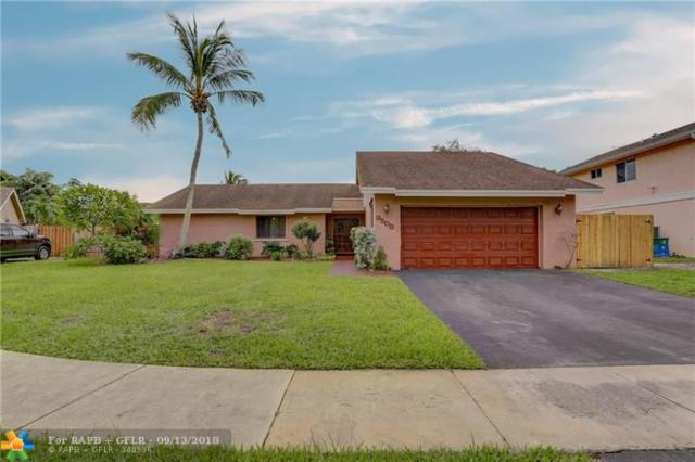 9508 SW 8th St, Pembroke Pines, FL 33025 (MLS #F10140916) :: Green Realty Properties