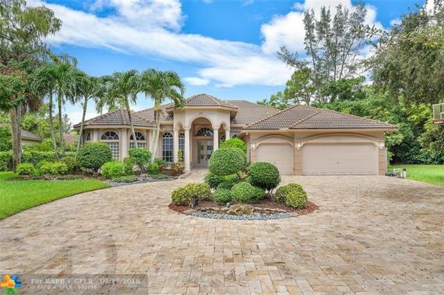 5865 NW 88th Mnr, Parkland, FL 33067 (MLS #F10140929) :: The Dixon Group
