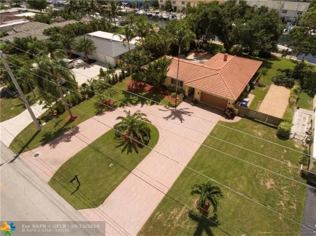2550 NE 16th St, Pompano Beach, FL 33062 (MLS #F10140962) :: Green Realty Properties