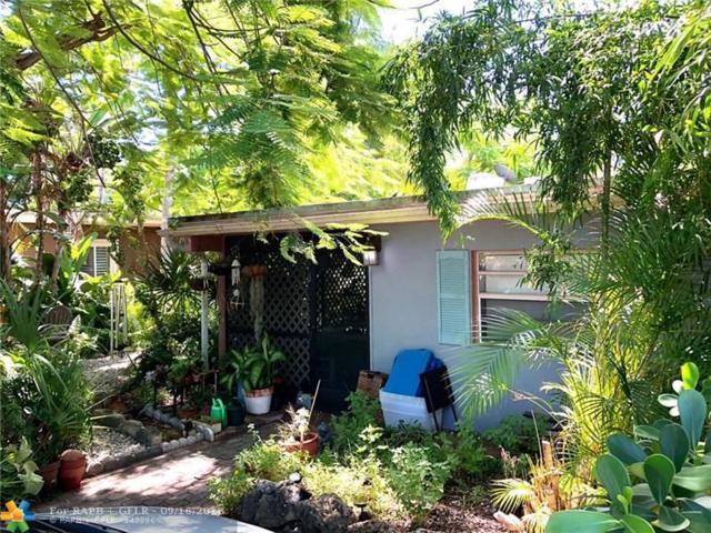1464 NE 24th Ct, Wilton Manors, FL 33305 (MLS #F10140987) :: Green Realty Properties