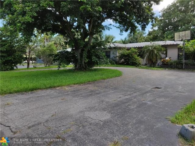 3610 Lloyd Dr, Oakland Park, FL 33309 (MLS #F10141033) :: Green Realty Properties