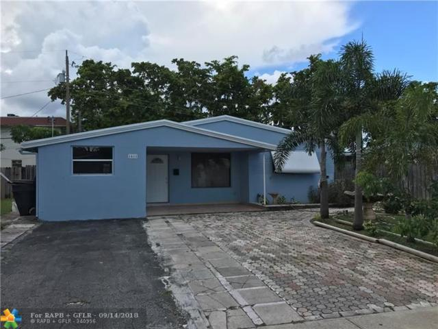 3431 SW 13th Ct, Fort Lauderdale, FL 33312 (MLS #F10141047) :: Green Realty Properties