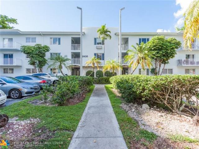2430 NE 135th St #204, North Miami, FL 33181 (MLS #F10141066) :: Green Realty Properties
