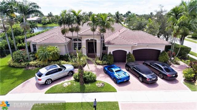 15184 SW 36th St, Davie, FL 33331 (MLS #F10141086) :: Green Realty Properties