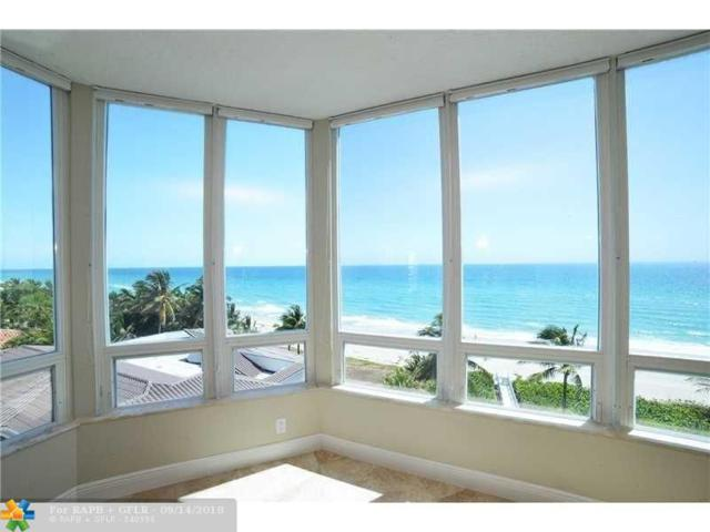 1073 Hillsboro Mile 6N, Hillsboro Beach, FL 33062 (MLS #F10141091) :: Green Realty Properties