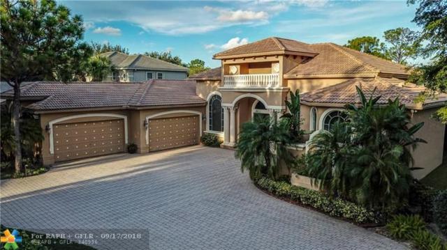 5996 Pinewood Ave, Parkland, FL 33067 (MLS #F10141097) :: Green Realty Properties