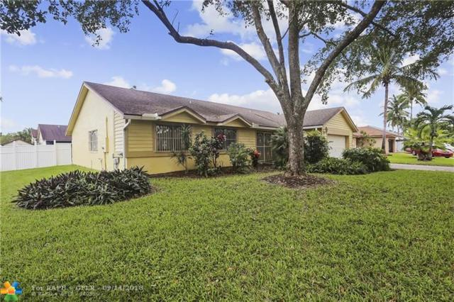 740 SW 99th Ter, Pembroke Pines, FL 33025 (MLS #F10141148) :: Green Realty Properties