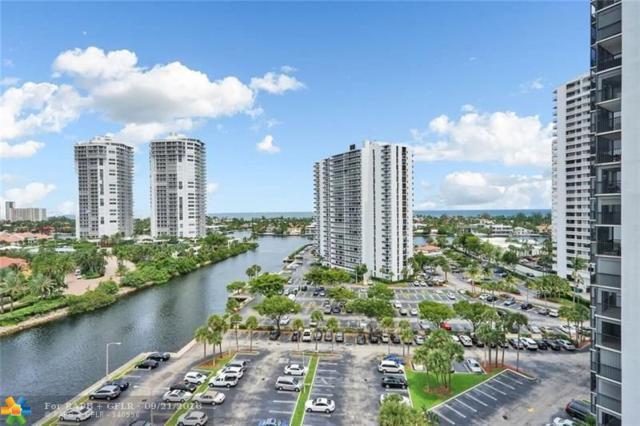 3701 N Country Club Dr #909, Aventura, FL 33180 (MLS #F10141153) :: Green Realty Properties