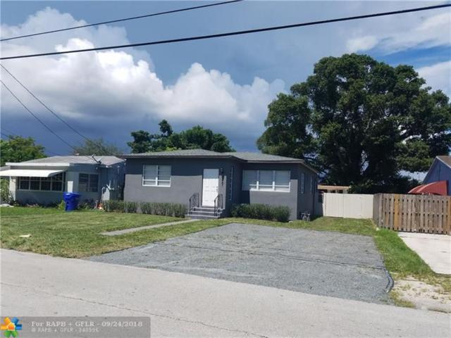 2451 Hayes St, Hollywood, FL 33020 (MLS #F10141156) :: Green Realty Properties