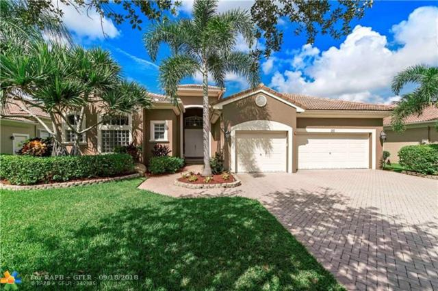 762 NW 123rd Dr, Coral Springs, FL 33071 (MLS #F10141241) :: Green Realty Properties