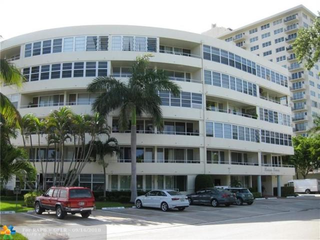 401 SE 25th Ave #102, Fort Lauderdale, FL 33301 (MLS #F10141259) :: Green Realty Properties