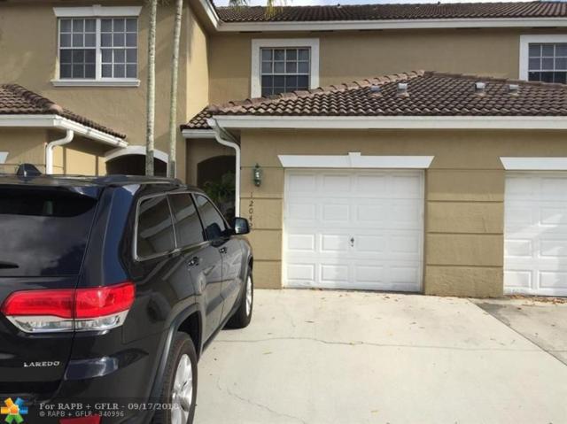 12042 SW 5th Ct #12042, Pembroke Pines, FL 33025 (MLS #F10141319) :: Green Realty Properties