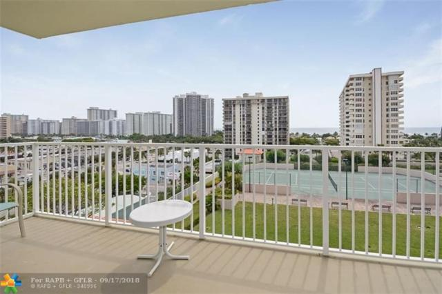 3020 NE 32nd Ave #903, Fort Lauderdale, FL 33308 (MLS #F10141372) :: The O'Flaherty Team