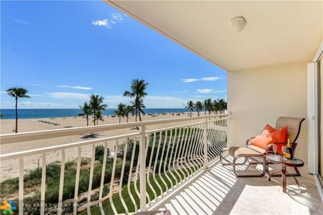1710 S Ocean Ln #204, Fort Lauderdale, FL 33316 (MLS #F10141398) :: The O'Flaherty Team