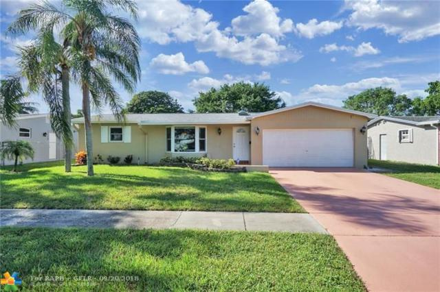 6594 NW 1st St, Margate, FL 33063 (MLS #F10141399) :: Green Realty Properties