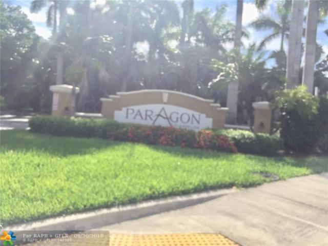 741 N Pine Island Rd #301, Plantation, FL 33324 (MLS #F10141433) :: The Dixon Group
