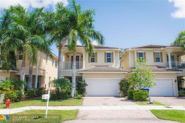 1525 SW 23rd St, Fort Lauderdale, FL 33315 (MLS #F10141445) :: Green Realty Properties