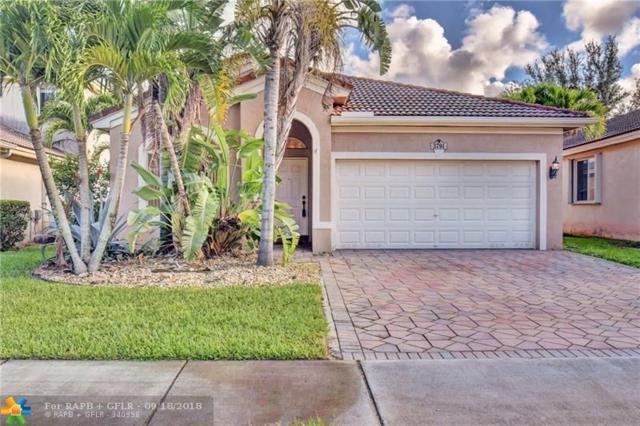 3791 Woodfield Ct, Coconut Creek, FL 33073 (MLS #F10141451) :: Green Realty Properties