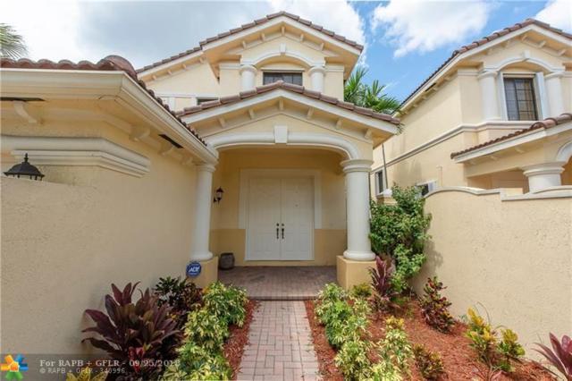 1687 Passion Vine Cir #1687, Weston, FL 33326 (MLS #F10141473) :: Green Realty Properties