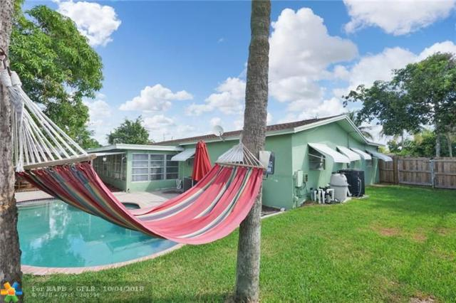 2401 NW 38th Ter, Lauderdale Lakes, FL 33311 (MLS #F10141482) :: Green Realty Properties