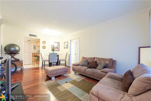 303 E Gardens Dr #106, Pompano Beach, FL 33069 (MLS #F10141488) :: Green Realty Properties