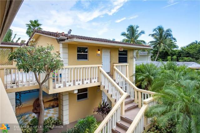 811 NE 14th Pl #10, Fort Lauderdale, FL 33304 (MLS #F10141515) :: Green Realty Properties