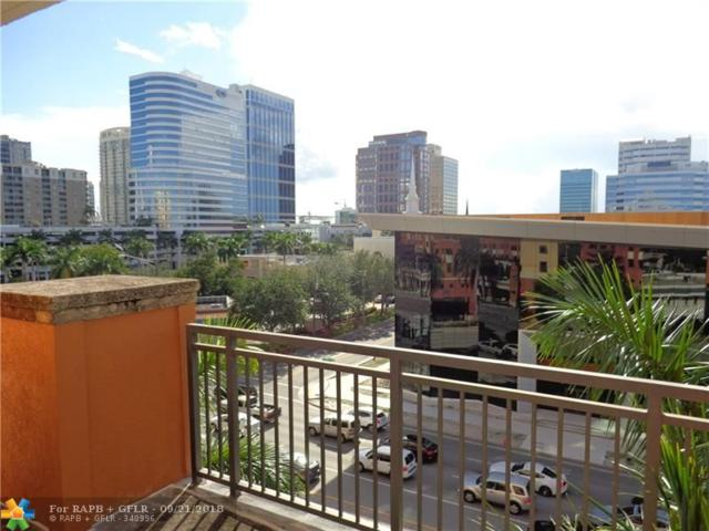 110 N Federal Hwy #503, Fort Lauderdale, FL 33301 (MLS #F10141576) :: Green Realty Properties