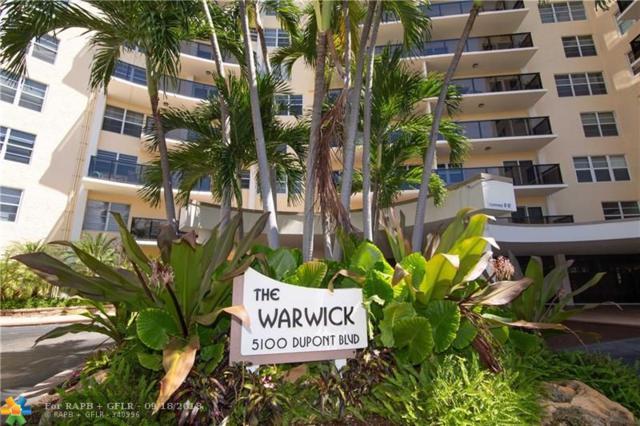5100 Dupont Blvd 8-I, Fort Lauderdale, FL 33308 (MLS #F10141586) :: Green Realty Properties