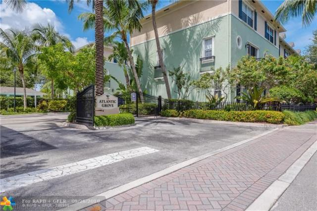 325 Atlantic Grove Way #325, Delray Beach, FL 33444 (MLS #F10141625) :: Green Realty Properties