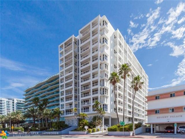 9341 Collins Ave #402, Surfside, FL 33154 (MLS #F10141629) :: Green Realty Properties