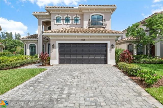 8351 Canopy Ter, Parkland, FL 33076 (MLS #F10141657) :: The Dixon Group