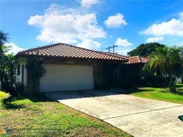 3919 NW 69th Ter, Coral Springs, FL 33065 (MLS #F10141674) :: Green Realty Properties