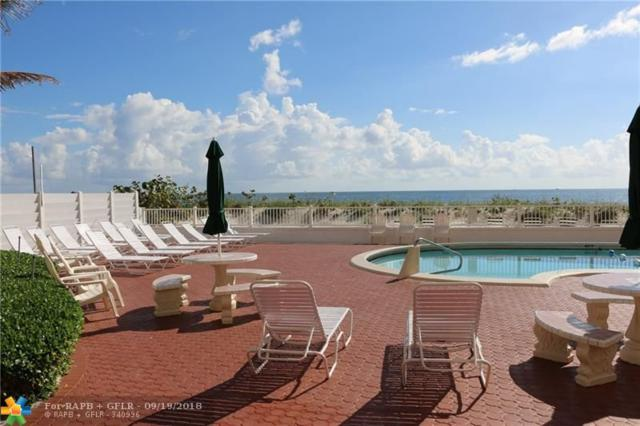 3424 SE 12th St B-6, Pompano Beach, FL 33062 (MLS #F10141700) :: Green Realty Properties