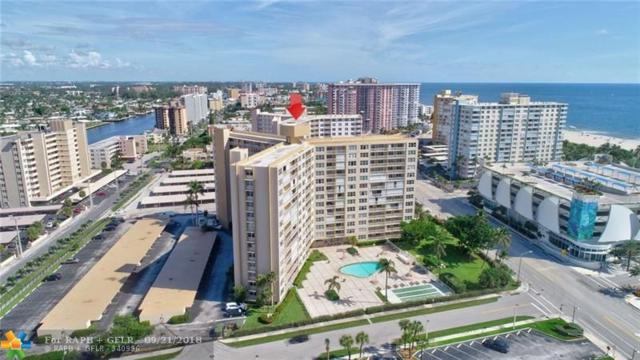201 N Ocean Blvd #609, Pompano Beach, FL 33062 (MLS #F10141706) :: Green Realty Properties