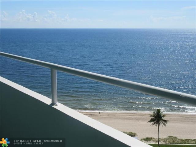 4050 N Ocean Dr #1702, Lauderdale By The Sea, FL 33308 (MLS #F10141708) :: Green Realty Properties